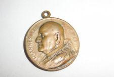 Medaille von ROBERT und JOHN KENNEDY und PAPST JOHANNES XXIII. RAR