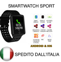 SMARTWATCH OROLOGIO f3 SMART BAND FITNESS TRACKER CARDIOFREQUENZIMETRO SPORT