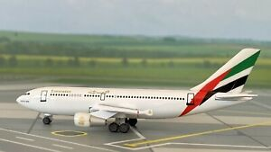 Airbus A310-300 Emirates 1:500 mit OVP Herpa Wings Flugzeugmodell
