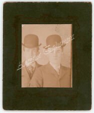 Alvin HULSIZER Charles REPSHER photo Plains Luzerne PA Jennie TILLEY NEWTH
