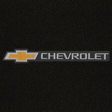 Lloyd Mats Classic Loop Black Front Floor Mats For Chevrolet 1955 To 2016