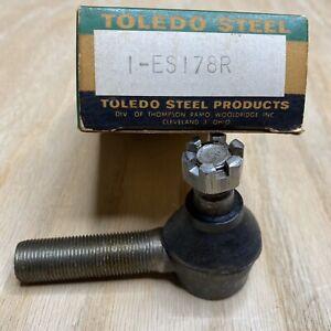 Toledo Steel Tie Rod End ES178R 1951 - 1961 Studebaker