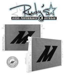 Mishimoto Performance Aluminum Radiator For 2011-2016 Ford 6.7L Powerstroke