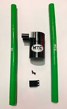 MTC MOTORSPORT Oil Catch Can Tank Billet Acier réservoir universel Vert Vxr