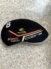 8 Iron Cobra King Forged Golf Club Iron HeadCover