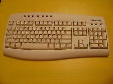Microsoft WBR0125 Wireless Desktop Keyboard Beige