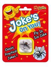 Joke's On You! Volant à L'Intérieur Ice Cube - Classique Farce Nouveauté Tour