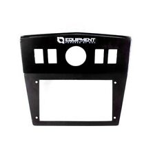 HMF IQ Aluminum Switch Dash Panel 4 Slots Black Yamaha YXZ1000R YXZ 1000R
