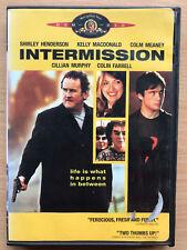 Colin Farrell Kelly MacDonald INTERMISSION 2003 Irlandés CULTO Acción Film US R1