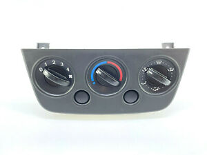 🌟 FORD FIESTA MK6 HEATER CONTROL SWITCH PANEL 2S6H18549BF 2002-2008
