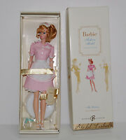 Barbie The Waitress Silkstone Fashion Model Collection Gold Label Doll NRFB