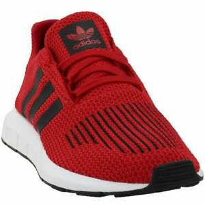 adidas Swift Run   Kids Boys Running Sneakers Shoes    - Red
