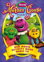 Barney - Mother Goose Collection (DVD Movie +  New DVD