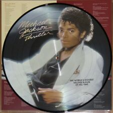 Michael Jackson Thriller Picture Disc Vinyl LP New 2018