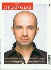 Opernglas 2008/05 (Max Emanuel Cencic)