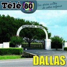 TELE 80 : DALLAS BANDE ORIGINALE DE LA SERIE CD
