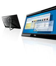 "AOC e1659Fwu Black 16"" 8ms USB3.0 Powered WLED Backlit Widescreen Ultra Slim LCD"