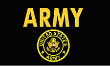 United States Army 3' x 5' Grommet Flag