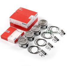STD 4pcs Pistons & Rings Φ81mm Φ19mm for 1.8T Audi A3 A4 VW EOS AWW AWP AUG AWM