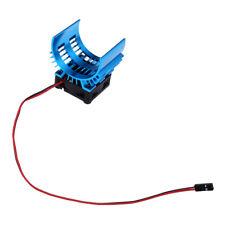 Ventilateur 1//8 1//10 HIMOTO H0038 Dissipateur Chaleur Aluminium