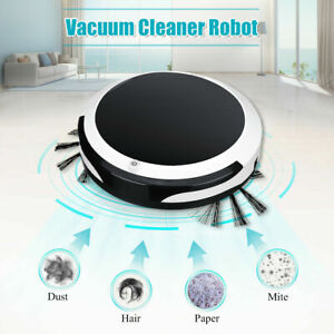 Self Navigated Home Floor Smart Robot Vacuum Cleaner Auto Clean Mopping Sweeper