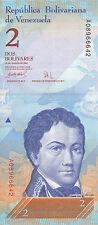 Venezuela - 2 Bolivares 20. 3. 2007 UNC - Pick 88a