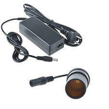 AC/DC Adapter Charger For Coleman Thermoelectric Cooler 120-Volt Converter Power