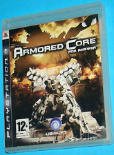 Armored Core For Answer - Sony Playstation 3 PS3 - PAL