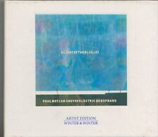 PAUL MOTIAN AND ELECTRIC BE BOP BAND  CD FLIGHT OF THE BLUE JAY