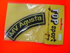 Aufnäher Patch Sticker MV AGUSTA für Kutte etc. Sammler selten NEU Lagerware alt