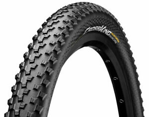"""Continental Cross King - Performance Tubeless Ready Tyre - Folding 26/27.5/29"""""""