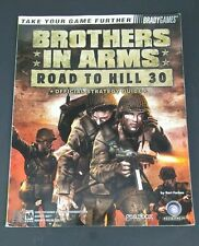 Brothers in arms road to hill 30 PS2, xbox, windows 98se/ME/2000/XP