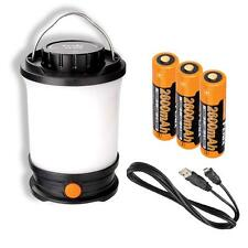 Fenix CL30R 650 Lumens Rechargeable LED Lantern w/ 3x 18650 - CL25R Upgrade