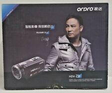 "Ordro Hdv-Z8 Full Hd 3.0"" Lcd Digital Video Camcorder Camera1080P 24Mp 16X Zoom"