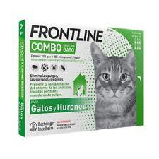 Frontline Combo Spot On gato (6 pipetas)
