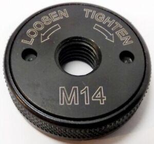 M14 Schnellspannmutter Winkelschleifer Spannmutter Schraube Flex 115,125,180,230