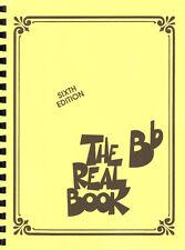 Real Book in Bb Jazz Noten für Tenor-Saxofon Trompete Klarinette