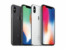 Apple iPhone X - 64GB / 256GB - Spacegrau - Silber - 🔥 WOW 🔥 - soweit vorrätig