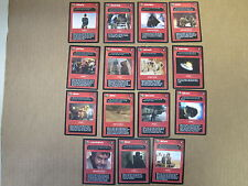 Star Wars CCG set of 15 Dark Side Effect Cards, Uncommon, Near Mint
