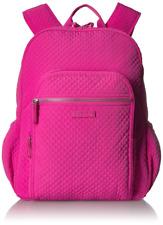 Vera Bradley Women's Pink Campus Backpack, NEW