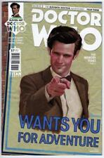 Doctor Who, The Eleventh Doctor, Year 3 #7 - Titan 2017, Cover A