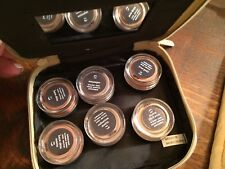 Bare Escentuals True Gold and Bare Skin Shimmer/Matter  Kit, Gold Case