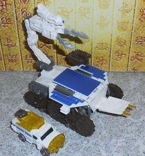 Transformers Dunkel der Mond Lunar Kriecher Cyberverse Ratsche Dotm