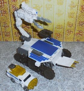 Transformers Dark of The Moon LUNAR CRAWLER Complete Cyberverse Ratchet Dotm