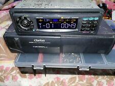 autoradio clarion arx7370r 3 rca 40x4 uscita sub + caricatore cd 6 dischi cdc605