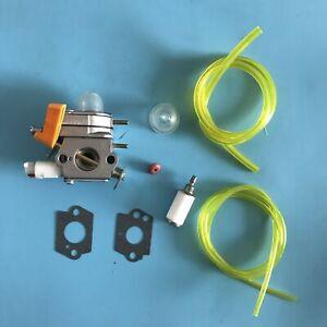 Carburetor & Kit For Zama C1U-H46A Homelite Simple ST C300 F2040 String Trimmers