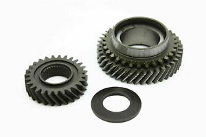 VW T4 02B GEARBOX OEM QUALITY 5TH GEAR PAIR UPGRADE 0.658 HIGH RATIO 27 / 41T