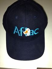 Navy Blue Aflac Baseball Hats NEW