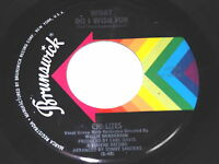 Chi-Lites: What Do I Wish For / Give It Away 45 - Soul