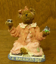 Boyds Bearstones #02004-41 JENNY SWEETTOOTH, From Retail Store EVENT PIECE, NIB